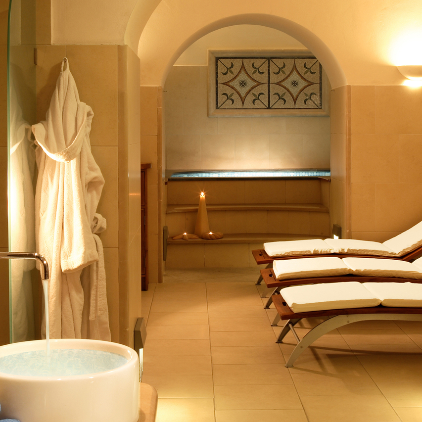 sorrento hotel with spa