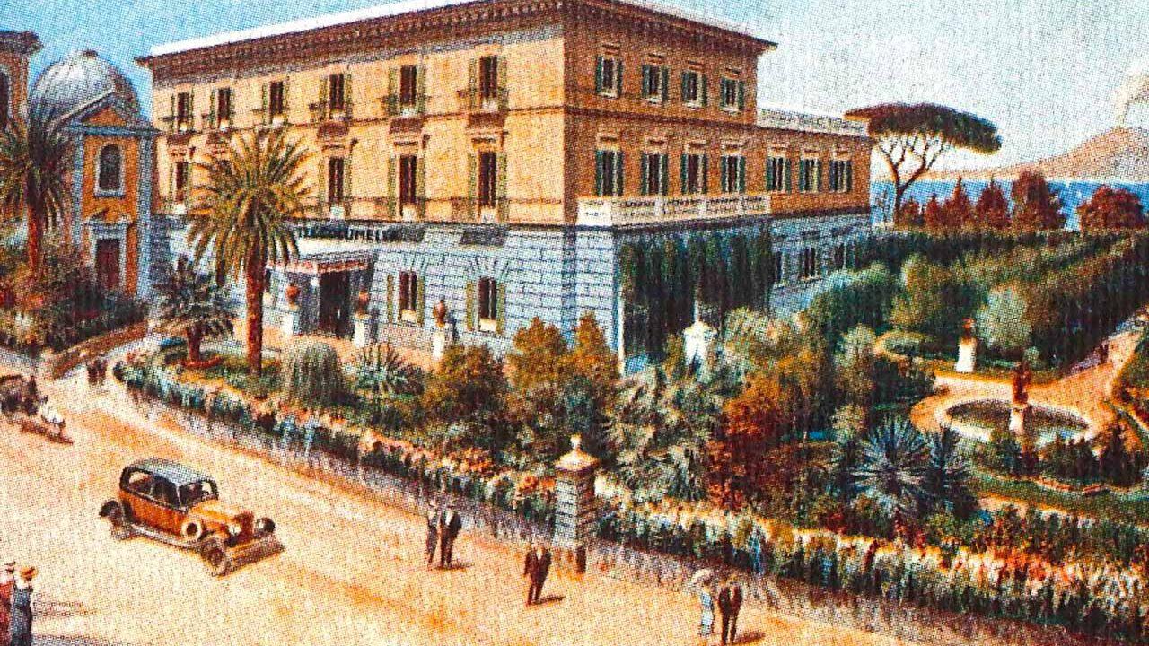 antico albergo sorrento