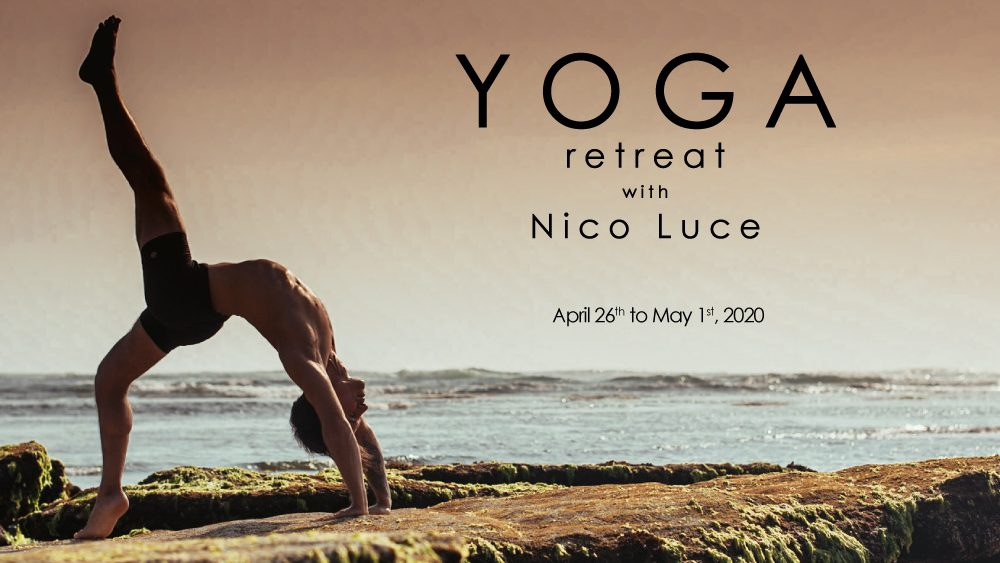 Yoga Retreat at La Cocumella